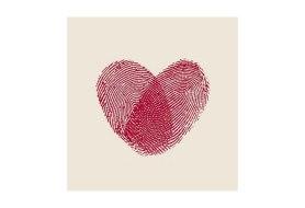 thumbprint valentine